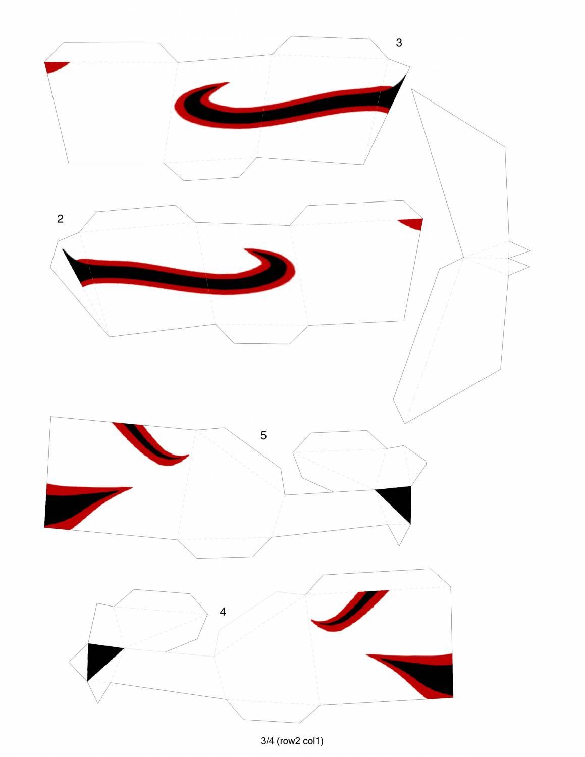 Как сделать из бумаги бесплатно маску